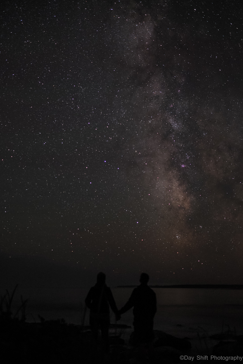 Milky Way, Acadia, Maine, Stars, Meteors, Fuji, X-E2, Travel, Photography